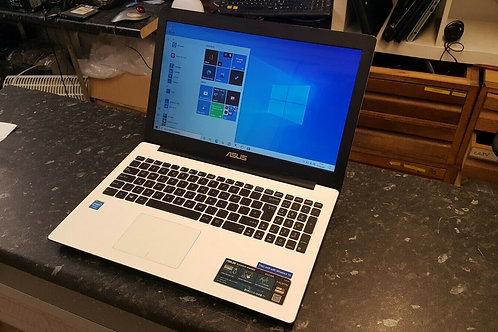 """ASUS X553M 15.6"""" LAPTOP - CELERON N2840 - 4GB RAM - 1TB HDD - WINDOWS 10"""