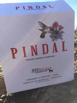 Pindal Wines case