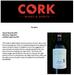 Cork Wines and Spirits in Hoboken write up