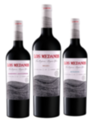 Los Medanos is our Premium line, it comes from selected blocks in our vineyards, selection is done by hand on 25lb buckets. Its softly and slowly pressed in small pressure tanks, after fermentation it is stored in French oak barrels for over 12 months. These  wines are concentrated, full bodied with excellent balance between the fruit and oak aging. Sommeliers and premium wine shops will consider these wines as a great display of the quality coming out from Mendoza. These are gems yet discovered by the market.