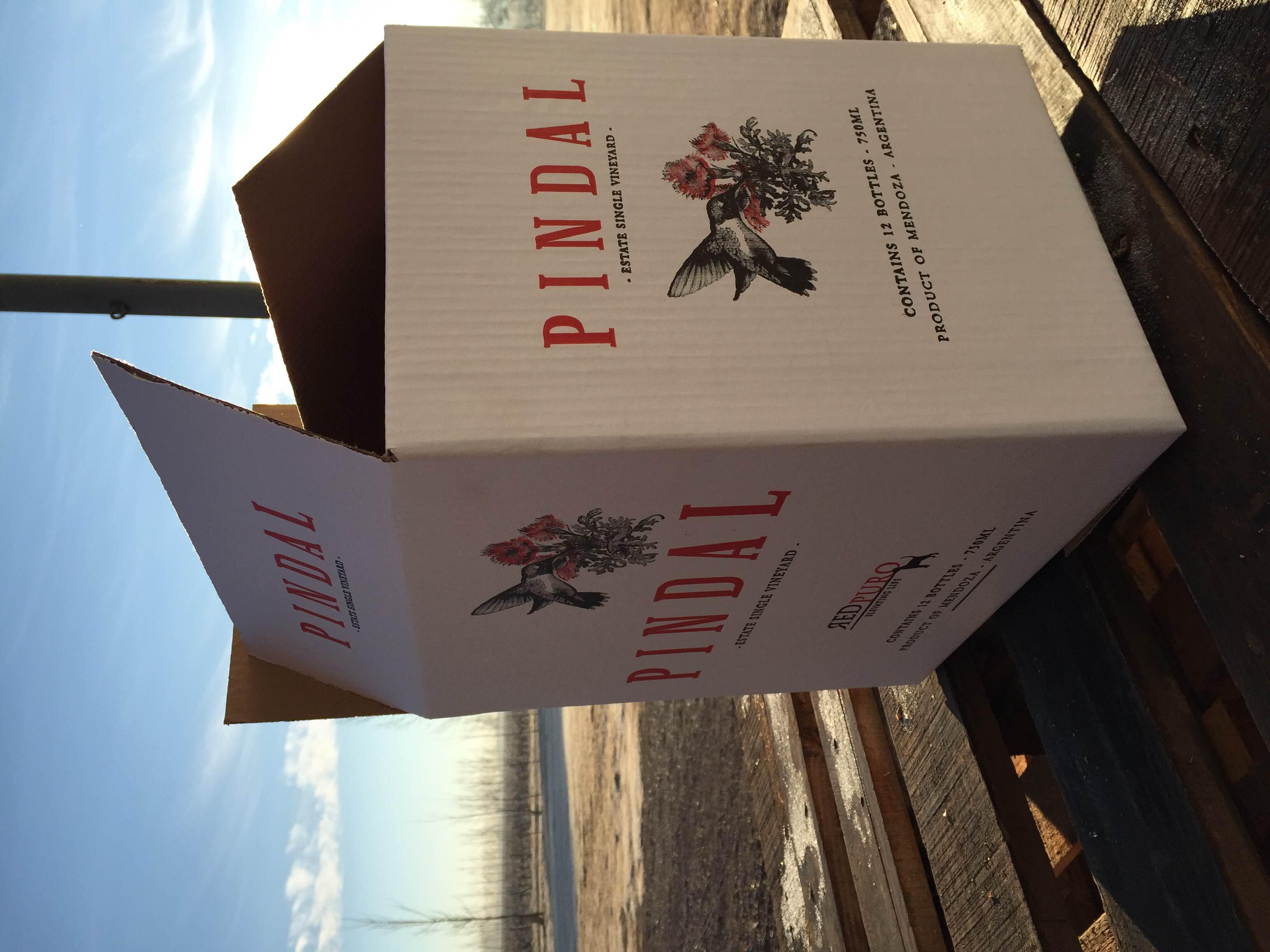 Pindal Wines case2