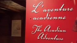 L'aventure acadienne