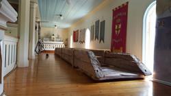 The museum's aboiteau