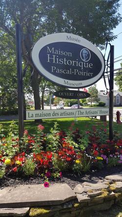 Maison historique Pascal-Poirier
