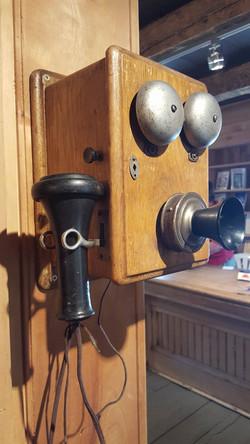 Objet téléphonique de la collection