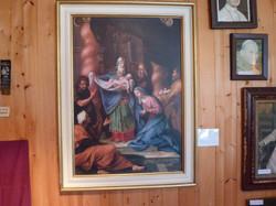 Oeuvre artistique de l'église