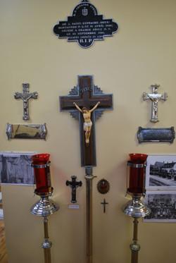 Collection de crucifix