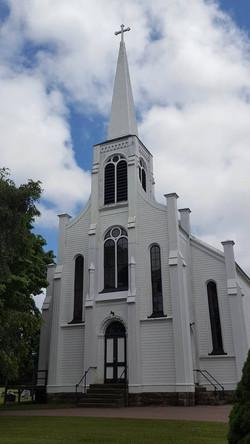 Église historique de Barachois