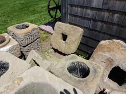 Pierres de cheminées