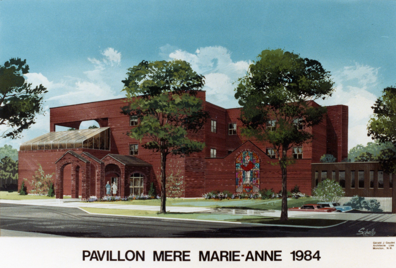 Pavillon Mère-Marie-Anne
