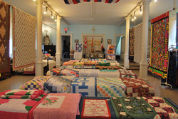 The Kent Museum's quilt exposition