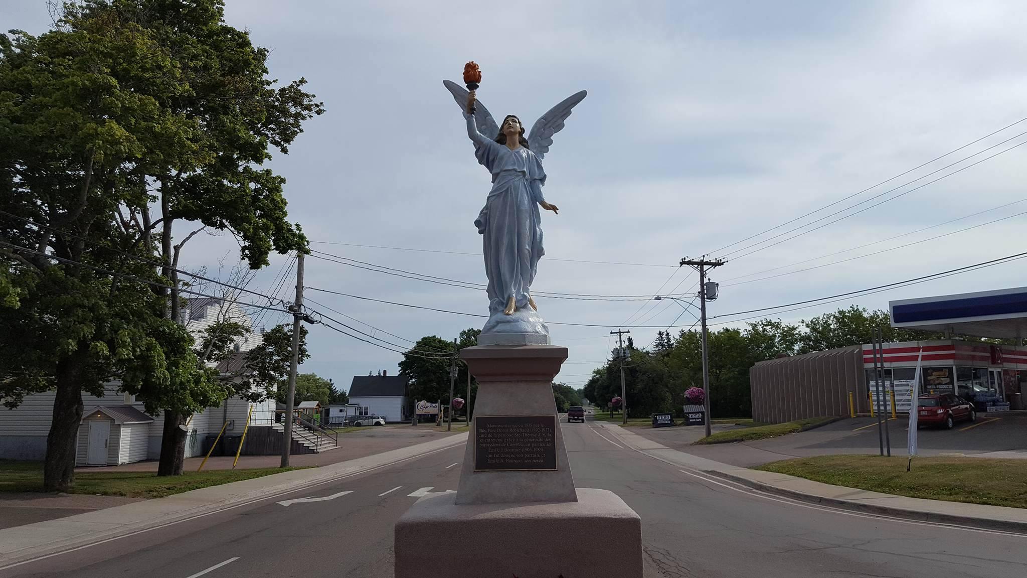 Monument de l'ange de Cap-Pelé