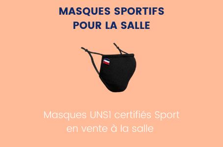 Masques spécial Sport