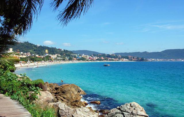 Praia de Bombinhas - Bombinhas