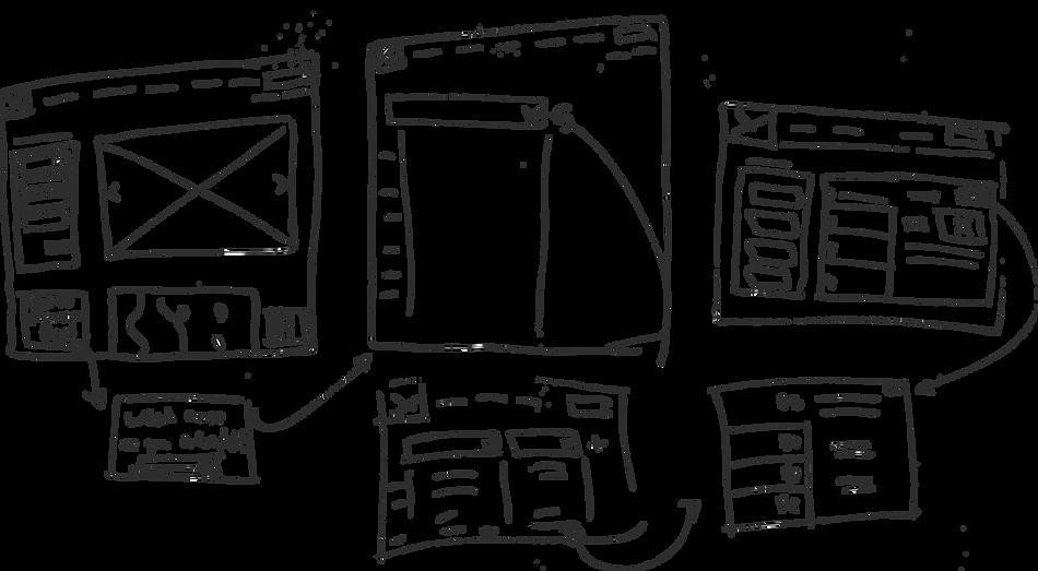 UX Sketching, UX Portfolio, Best UX
