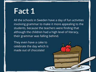 A World Of Grammar, Proofreading And Book Celebrations!