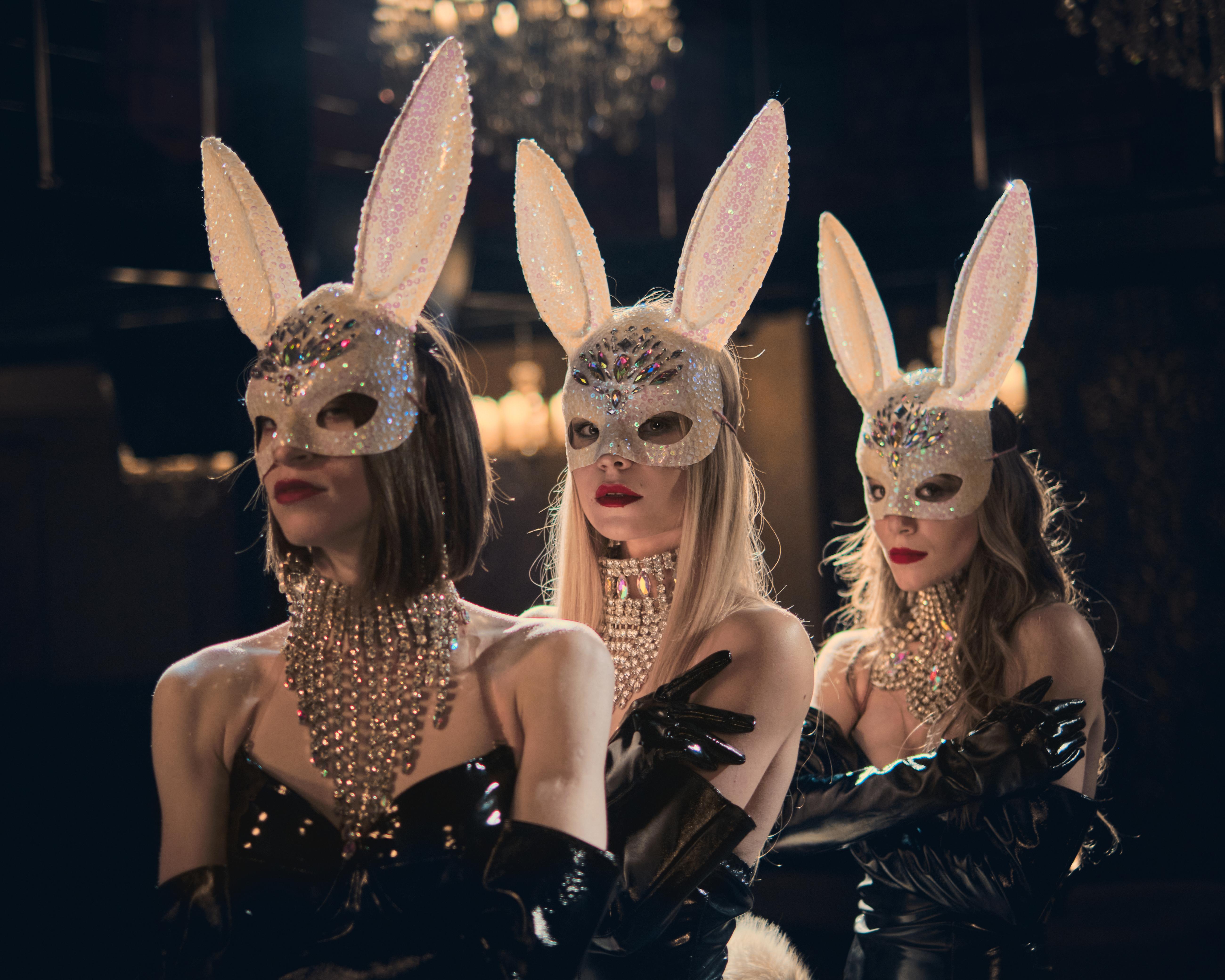 Танцевальное шоу Luxury Women