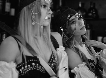 Dance Show Luxury Women.