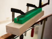 study in the use of clamps