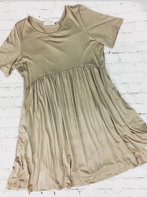 Swingin' Into Spring Dress