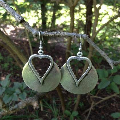 Heart Styled Earrings