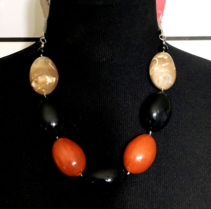 Multicolor Chunky Necklace