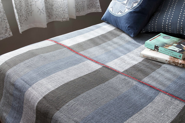New Moon Cotton Throw or Tablecloth