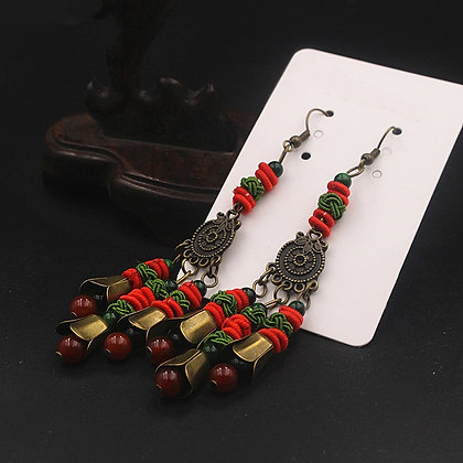 Handmade Bohemian Style Earrings