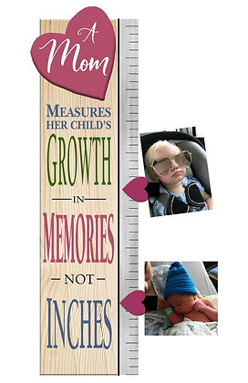 MOM'S GROWTH CHART