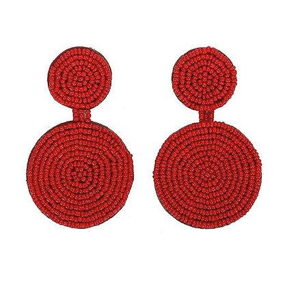 Rice Beads Earrings