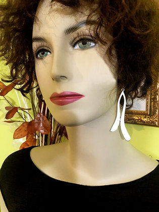 Unique Geometrically Styled Earrings