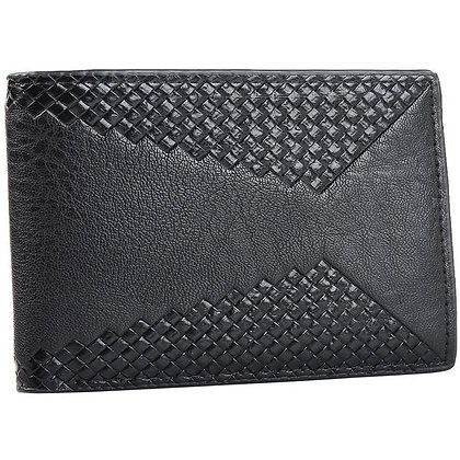 THE ALPHA  WALLET SOFT VEGAN LEATHER