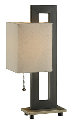 Pair of Tempo Expresso Table Lamp