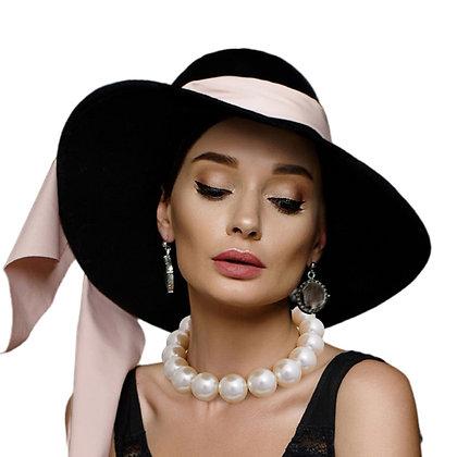 Big and Elegant Chunky Cream Pearl Choker