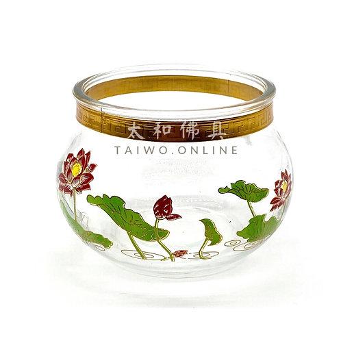 蓮花油杯 10cm