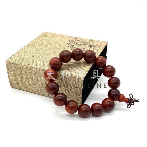 紅檀木手珠