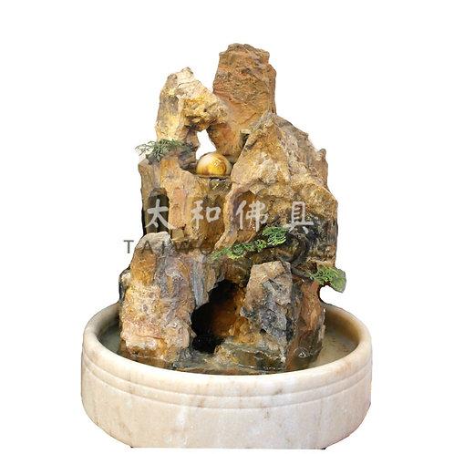 天然石製流水擺設 40cm x 50cm