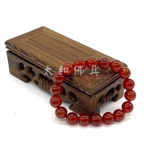 紅瑪瑙手珠