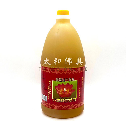 台灣八國正統酥油 (6枝x 2公升)