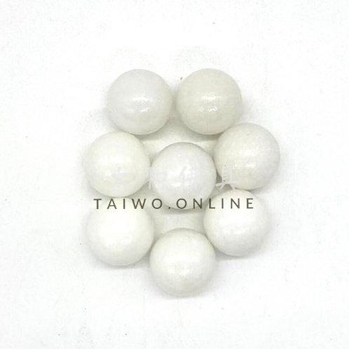 白玉石 8粒