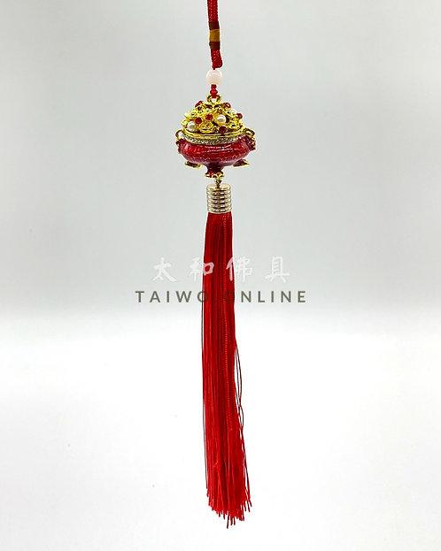 聚寶盆吊飾