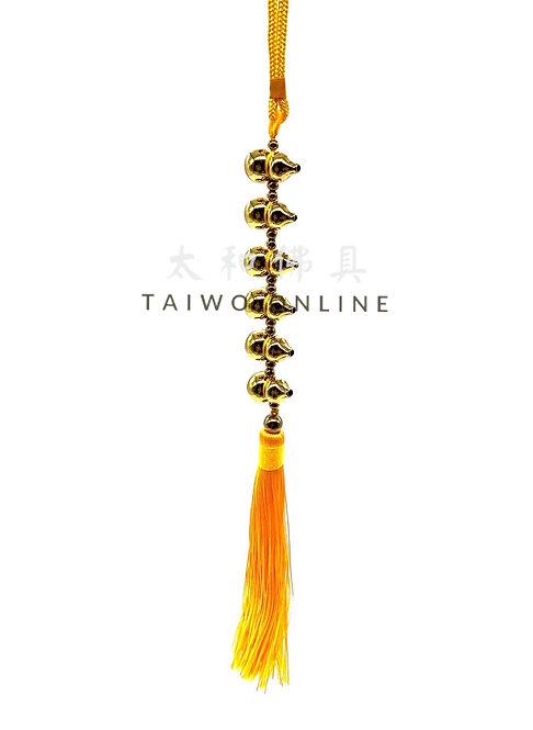迷你六銅葫蘆吊飾
