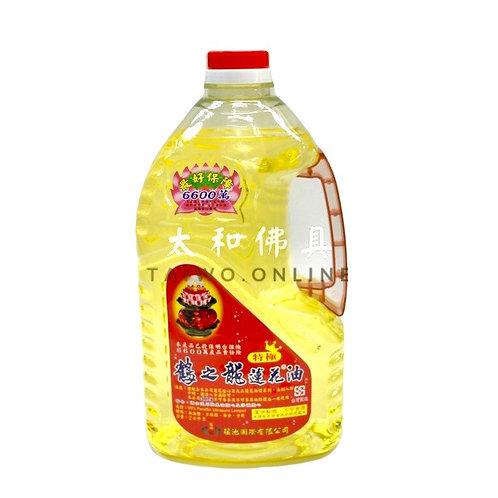 台灣鶴之龍蓮花油 (6枝x 2公升)