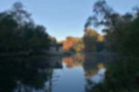 Balade le long de la rivière et du moulin