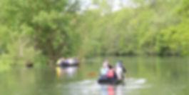 barque rivière baignade pêche activités