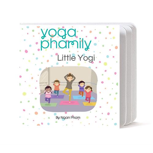 Little Yogi Board Book