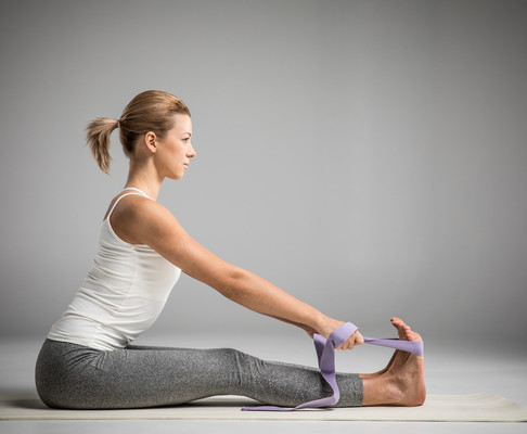 Sitting too much throughout the day? 3 Poses to relieve lower back pain during work