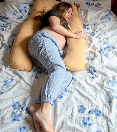 Does your Savasana & Sleeping position matter when you are pregnant?