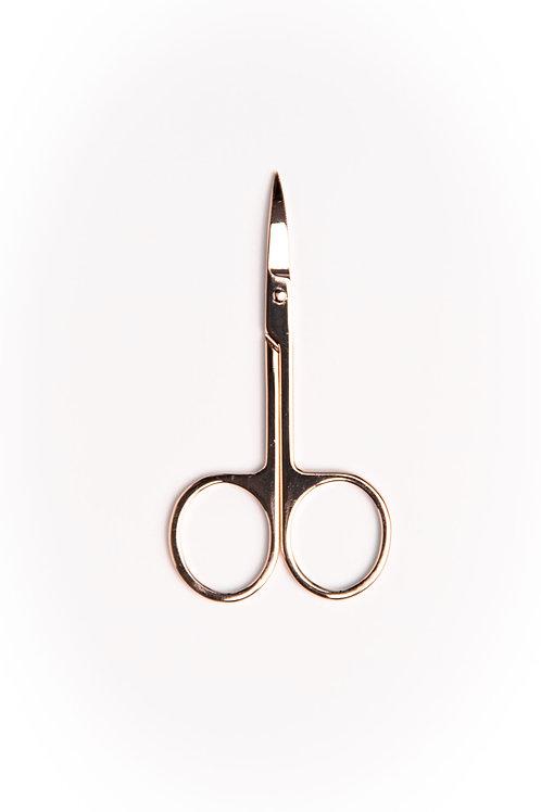 Glam Gold Lash Scissors