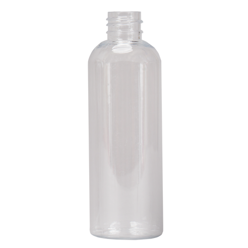 3.38oz 100ml Clear Bottle